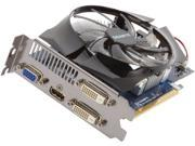 GIGABYTE Radeon HD 7770 GV-R777OC-2GI Video Card