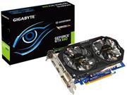 GIGABYTE GV-N660WF2-2GD REV2 G-SYNC Support GeForce GTX 660 2GB 192-bit GDDR5 PCI Express 3.0 HDCP Ready WindForce 2X Video Card