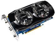 GIGABYTE GV-N560OC-1GI GeForce GTX 560 Ti (Fermi) 1GB 256-Bit GDDR5 PCI Express 2.0 x16 HDCP Ready SLI Support Video Card