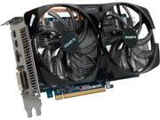 GIGABYTE Radeon HD 7850 DirectX 11 GV-R785OC-1GD 1GB 256-Bit GDDR5 PCI Express 3.0 x16 HDCP Ready CrossFireX Support Video Card