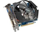 GIGABYTE GeForce GT 740 GV-N740D5OC-1GI 1GB 128-Bit GDDR5 PCI Express 3.0 HDCP Ready Video Card
