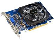 GIGABYTE GeForce GT 730 GV-N730D3-1GI 1GB 64-Bit DDR3 PCI Express 2.0 Video Card