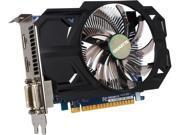 GIGABYTE GV-N750OC-1GI GeForce GTX 750 1GB 128-Bit GDDR5 PCI Express 3.0 Video Card Certified Refurbished