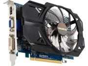 GIGABYTE Radeon R7 240 DirectX 11.1 GV-R724OC-2GI REV2.0 2GB 128-Bit DDR3 PCI Express 3.0 HDCP Ready Video Card