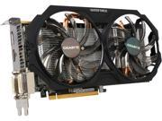 GIGABYTE GV-R927OC-2GD Radeon R9 270 2GB 256-Bit GDDR5 PCI Express 3.0 HDCP Ready Video Card Certified Refurbished