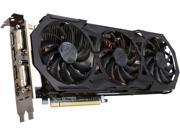 GIGABYTE GV-N980G1 GAMING-4GD GeForce GTX 980 4GB 256-Bit GDDR5 PCI Express 3.0 SLI Support G-SYNC Support Video Card Certified Refurbished
