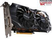 GIGABYTE Radeon R9 390 DirectX 12 GV-R939G1 GAMING-8GD 8GB 512-Bit GDDR5 PCI Express 3.0 HDCP Ready ATX Video Card