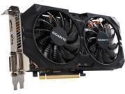 GIGABYTE Radeon R9 380 DirectX 12 GV-R938G1 GAMING-4GD 4GB 256-Bit GDDR5 PCI Express 3.0 HDCP Ready ATX Video Card
