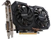GIGABYTE Radeon R7 370 DirectX 12 GV-R737WF2OC-2GD 2GB 256-Bit GDDR5 PCI Express 3.0 HDCP Ready ATX Video Card