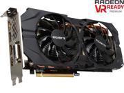 GIGABYTE Radeon R9 390X DirectX 12 GV-R939XWF2-8GD (rev. 1.0) 8GB 512-Bit GDDR5 PCI Express 3.0 x16 ATX Video Card