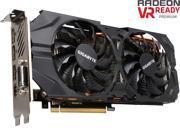 GIGABYTE Radeon R9 390 DirectX 12 GV-R939WF2-8GD (rev. 1.0) 8GB 512-Bit GDDR5 PCI Express 3.0 x16 ATX Video Card