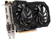 GIGABYTE GeForce GTX 950 GV-N950WF2OC-2GD (rev. 1.0) 2GB 128-Bit GDDR5 PCI Express 3.0 x16 ATX Video Card