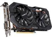 GIGABYTE Radeon R9 380 DirectX 12 GV-R938WF2-4GD (rev. 1.0) 4GB 256-Bit GDDR5 PCI Express 3.0 ATX Video Card