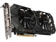 GIGABYTE GeForce GTX 960 DirectX 12 GV-N960WF2OC-4GD Video Cards