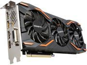 GIGABYTE GeForce GTX 1080 DirectX 12 GV-N1080WF3OC-8GD Video Card