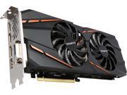 GIGABYTE GeForce GTX 1060 DirectX 12 GV-N1060G1GAMING-6GD 6GB 192-Bit GDDR5 PCI Express 3.0 x16 ATX Video Card