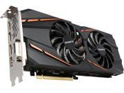 GIGABYTE GeForce GTX 1060 DirectX 12 GV-N1060G1 GAMING-6GD REV 2.0 Video Card