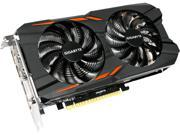 GIGABYTE GeForce GTX 1050 Ti DirectX 12 GV-N105TWF2OC-4GD Video Card