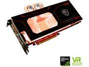 GIGABYTE GeForce GTX 1080 8GB GV-N1080XTREMEWB-8GD Xtreme Gaming WATERFORCE WB
