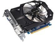 GIGABYTE Ultra Durable 2 GeForce GT 740 DirectX 12 GV-N740D5OC-2GI (rev. 3.0) Video Card