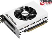 ASUS Radeon R9 Nano DirectX 12 R9NANO-4G-WHITE 4GB 4096-Bit HBM PCI Express 3.0 HDCP Ready CrossFireX Support Video Card