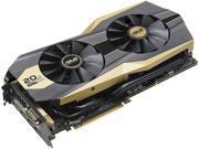 ASUS GeForce GTX 980 Ti GOLD20TH-GTX980TI-P-6G-GAMING 6GB 384-Bit GDDR5 PCI Express 3.0 HDCP Ready Video Card