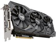 ASUS GeForce GTX 1070 STRIX-GTX1070-8G-GAMING 8GB 256-Bit GDDR5 PCI Express 3.0 HDCP Ready Video Card