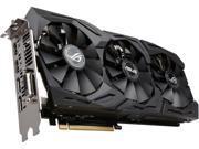 ASUS GeForce GTX 1060 6GB ROG STRIX OC Edition VR Ready HDMI 2.0 DP 1.4 Auto-extreme Graphics Card