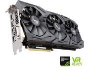 ASUS ROG GeForce GTX 1080 STRIX-GTX1080-A8G-GAMING 8GB 256-Bit GDDR5X ...
