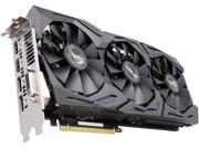 ASUS ROG GeForce GTX 1080 STRIX-GTX1080-A8G-GAMING Video Card
