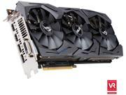 ASUS ROG Radeon RX 480 STRIX RX480 O8G GAMING Video Card