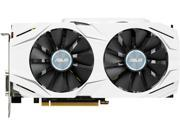 ASUS GeForce GTX 1060 DUAL-GTX1060-O6G 6GB 192-Bit GDDR5 PCI Express 3.0 ...