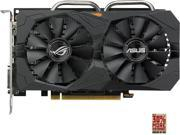 ASUS ROG STRIX Radeon RX 460 4GB OC Edition AMD Gaming Graphics Card with DP 1.4 HDMI 2.0 STRIX RX460 O4G GAMING