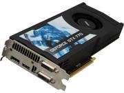 MSI N770-2GD5/OC G-SYNC Support GeForce GTX 770 2GB 256-Bit GDDR5 PCI Express 3.0 x16 HDCP Ready SLI Support Video Card