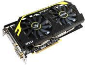 MSI R9 270X HAWK Radeon R9 270X 2GB 256-Bit GDDR5 PCI Express 3.0 HDCP Ready CrossFireX Support Video Card
