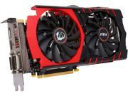 MSI GeForce GTX 970 GTX 970 GAMING 4G G-SYNC Support Video Card