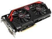 MSI R9 290X GAMING 8G LE Radeon R9 290X 8GB 512-Bit GDDR5 PCI Express 3.0 CrossFireX Support ATX Video Card