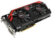 MSI R9 290X GAMING 4G LE Radeon R9 290X 4GB 512-Bit GDDR5 PCI Express 3.0 CrossFireX Support ATX Video Card