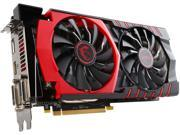 MSI AMD Radeon R9 380 4GB GDDR5 PCI Express 3.0 Graphics Card Black R9380GAMING4G