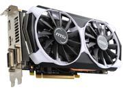 MSI Radeon R7 370 DirectX 12 R7 370 2GD5T OC Video Card