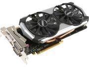 MSI GeForce GTX 970 GTX 970 4GD5T Titanium OC 4GB 256-Bit GDDR5 PCI Express 3.0 x16 HDCP Ready SLI Support ATX G-SYNC Support Video Card