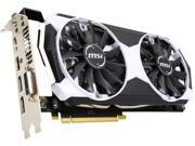 MSI GeForce GTX 980 GTX 980 4GD5TOC 4GB 256-Bit GDDR5 PCI Express 3.0 HDCP Ready SLI Support ATX Video Card