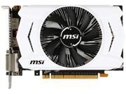MSI GeForce GTX 950 DirectX 12 GTX 950 2GD5 OC Video Card