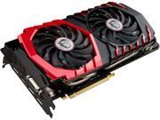 MSI NVIDIA GeForce GTX 1070 8GB GDDR5 PCI Express 3.0 Graphics Card Black/Red GTX1070GAMINGX8
