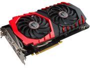 MSI GeForce GTX 1060 DirectX 12 GTX 1060 GAMING X 6G 6GB 192-Bit GDDR5 PCI ...