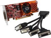VisionTek Radeon HD 7750 DirectX 11 900687 Multi-Monitor 4K UHD Video Card