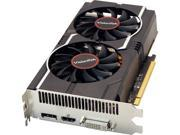 VisionTek Radeon R7 370 900807 2GB 256-Bit GDDR5 PCI Express 3.0 x16 CrossFireX Support Video Card