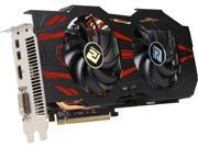 PowerColor TurboDuo Radeon R9 280X DirectX 11.2 AXR9 280X 3GBD5-T2DHV2E/OC 3GB 384-Bit GDDR5 PCI Express 3.0 HDCP Ready CrossFireX Support ATX OC V2 Video Card