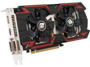 PowerColor TurboDuo Radeon R9 285 AXR9 285 2GBD5-TDHE 2GB 256-Bit GDDR5 PCI Express 3.0 HDCP Ready CrossFireX Support Video Card
