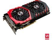 MSI Radeon RX 480 DirectX 12 RX 480 GAMING X 4G Video Card
